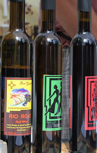 Red River Art & Wine Festival -Red River, NM