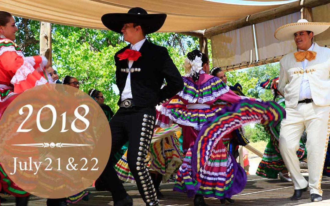 11th Annual Viva Mexico Fiesta – El Rancho de Las Golondrinas – Santa Fe, NM