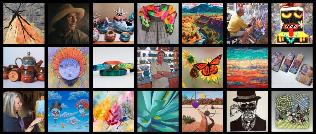 Corrales Art Studio Tour