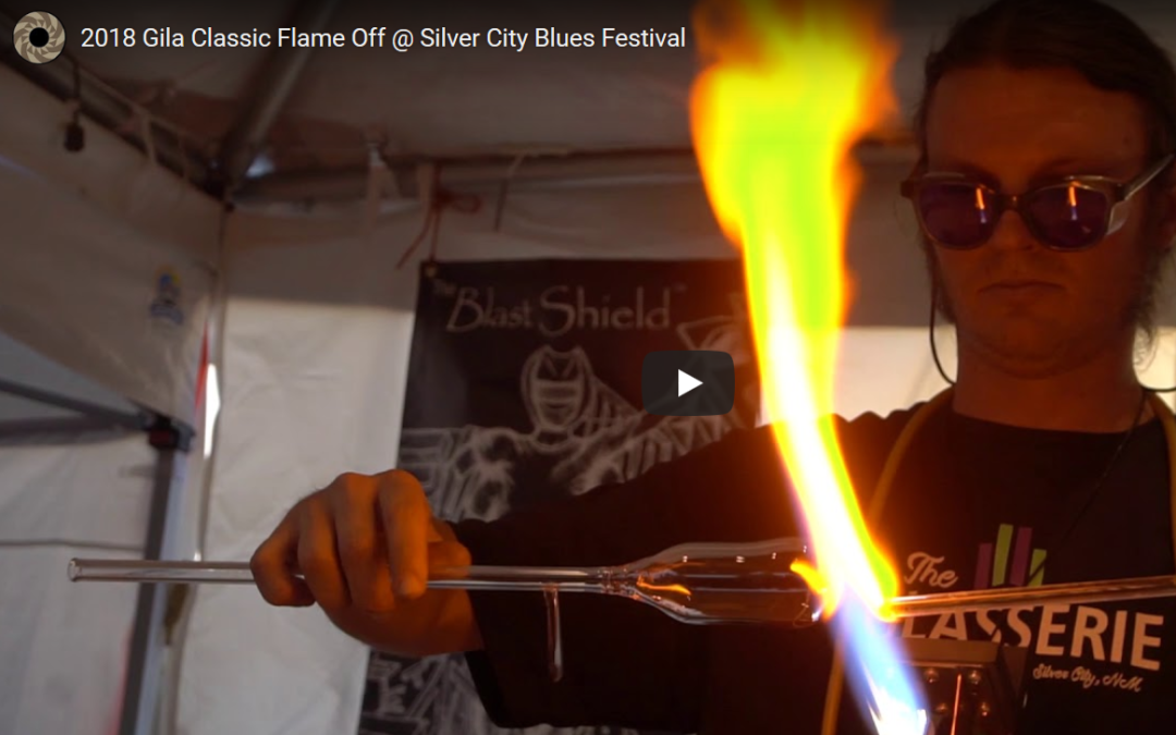 4th Annual Gila Glass Classic Charity Flame-Off