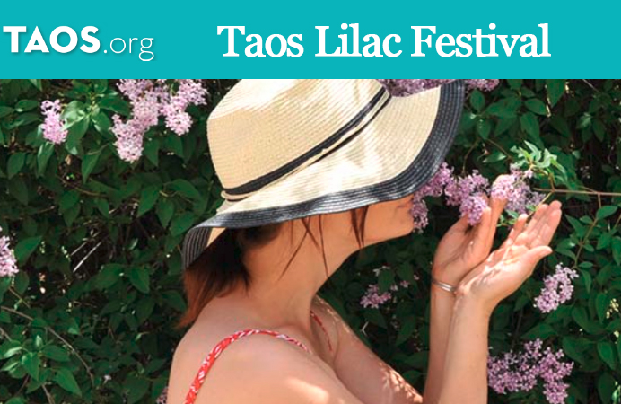 Taos Lilac Festival and Spring Arts and Crafts Fair