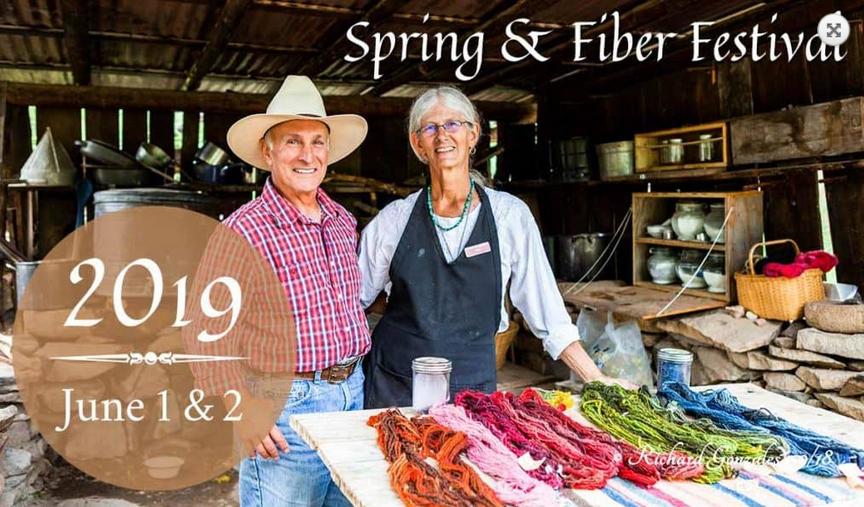 Rancho de las Golondrinas Spring Festival & Fiber Arts