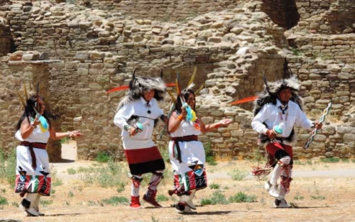 Aztec NM American Indian Cultural Arts Festival July 13, 2019