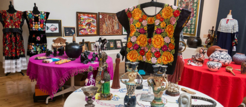 MOIFA Folk Art Flea May 4, 2019 Santa Fe