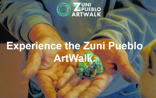 Zuni Pueblo ArtWalk June 1, 2019