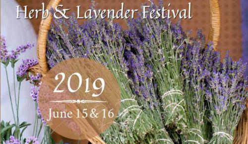Rancho de las Golondrinas Herb & Lavender Festival June 15 & 16